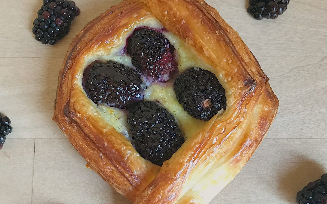 August Is Blackberry Month at Village Baking Company