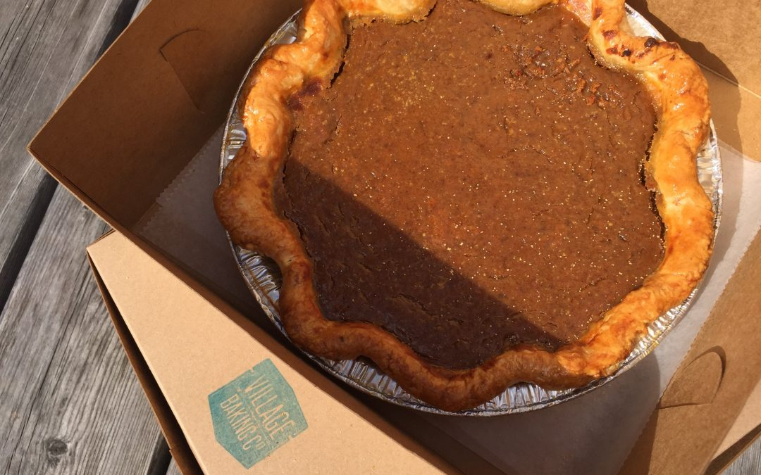 Thanksgiving Made Easy with Pie Orders